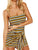 Spaghetti-Strapless-Striped-Bow-Lace-Up-Dress-Findalls