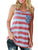 American Independence Flag Tank Top T Shirt - Hellosasa