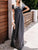 Yarrow Pocketed Off The Shoulder Maxi Dress