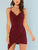 Ruched-Surplice-Asymmetrical-Cami-Dress-Findalls