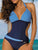 Plus-Size-Halter-Color-Block-One-piece-Swimwear-Findalls