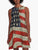 Sleeveless-American-flag-A-Line-Dress-Findalls