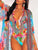 Floral-Print-One-Piece-Swimwear-With-Cover-Up-Findalls