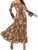 Yellow-Leopard-Lace-Trim-Maxi-Off-Shoulder-Dress-Findalls