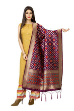 Load image into Gallery viewer, Roli Women'S Hand Woven Work Indian Ethnic Silk Scarf and Shawls