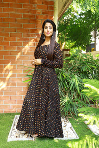 Dreamy Bandhini Black