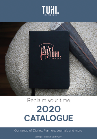 2020 Tuhi Catalogue