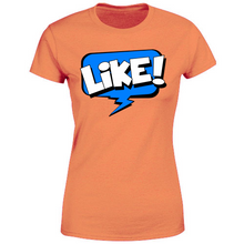 Load image into Gallery viewer, T-Shirt Donna iLike
