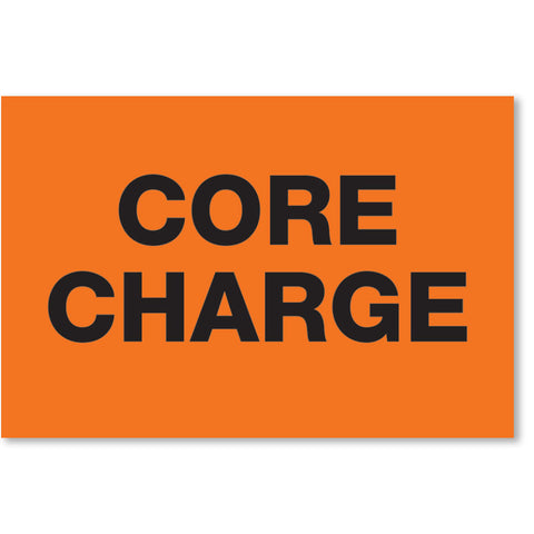 Core Charge (Set of 8 injectors)