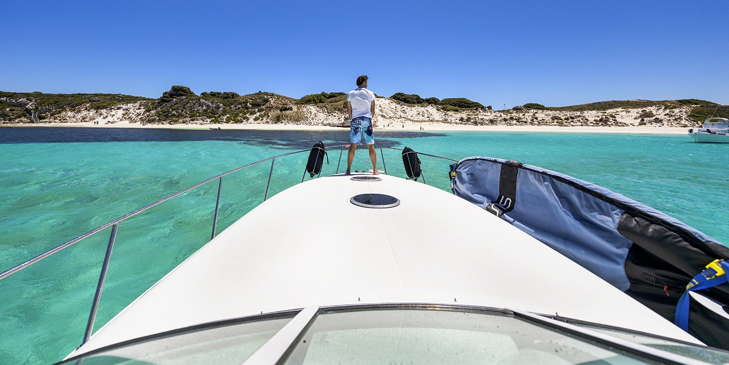 006 - Welcome to Rottnest