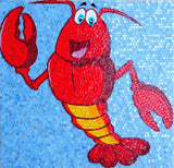 Larry the Lobster - Comic Mosaic