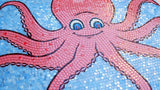 Flimpy the Octopus - Comic Mosaic