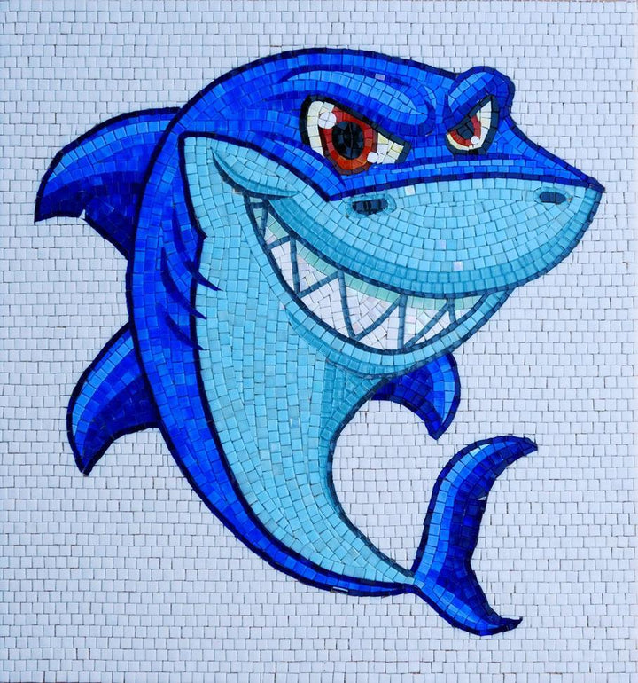 Don Lino the Shark - Comic Mosaic