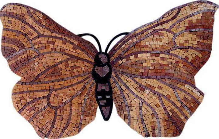 Mosaic Designs - Butterfly