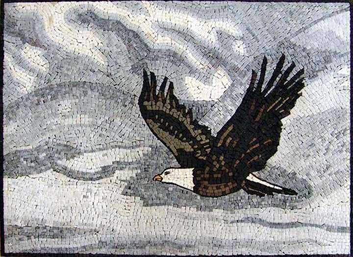 Mosaic Patterns - Flying Eagle