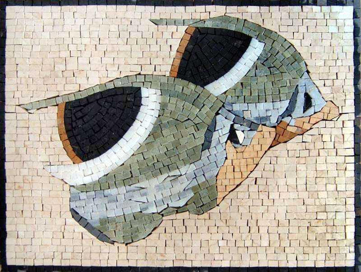 Two Fish Mosaic