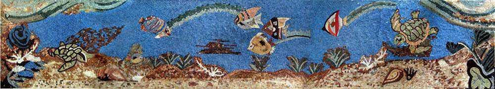 Nautical Life Mosaic