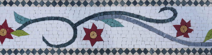 Border Art - Ornamental Mosaic