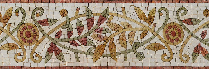 Mosaic Patterns - Autumn