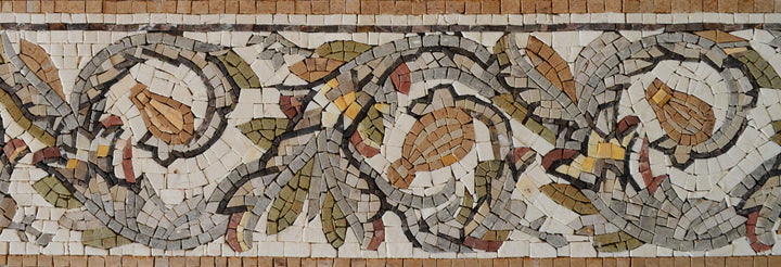 Mosaic Patterns - La Bella Figura