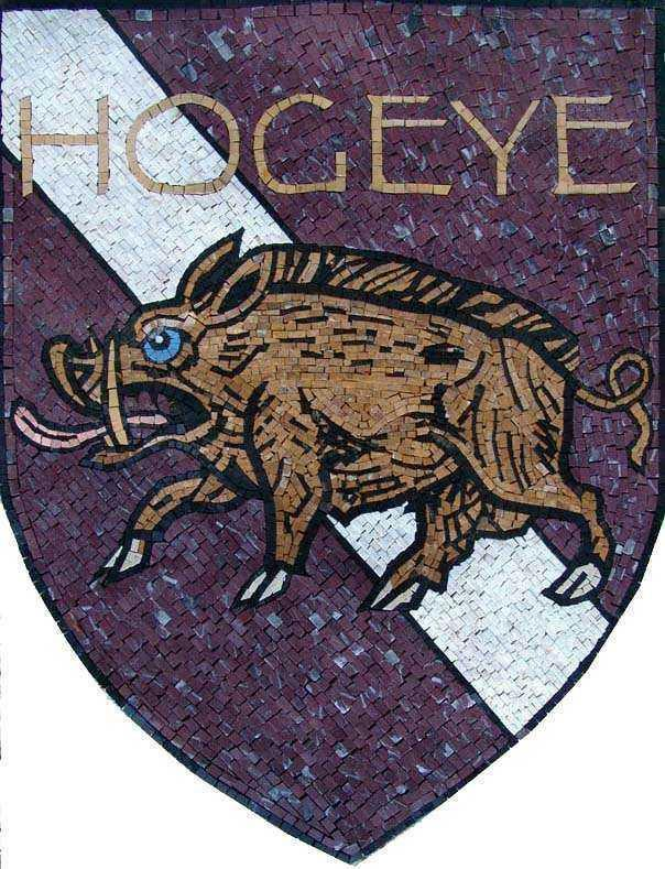 HOGEYE Custom Mosaic Art