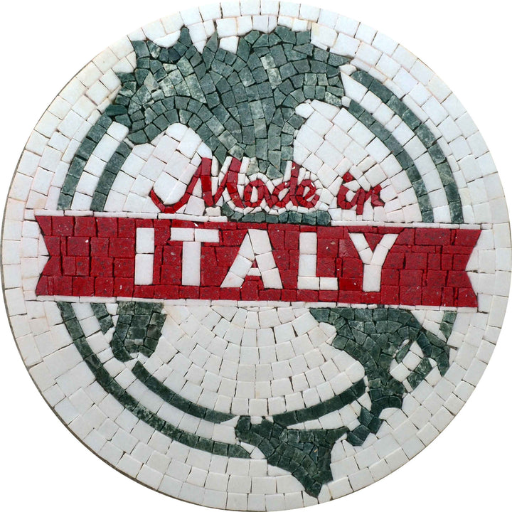 Custom Mosaics- Made In Italy