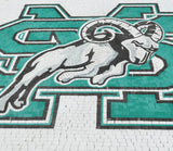 Saint Mary School Logo - Mosaic Art