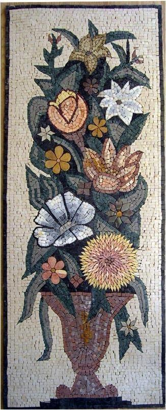 Mosaic Designs - Floral Colossal