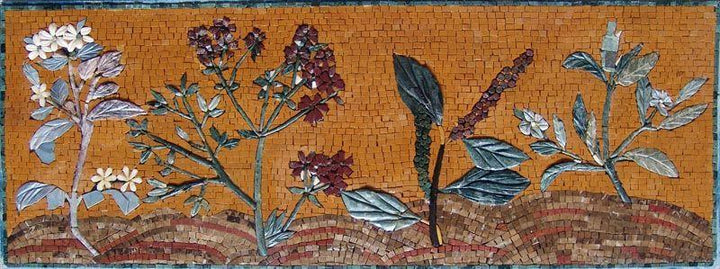Mosaic Patterns- Fiore Deserto