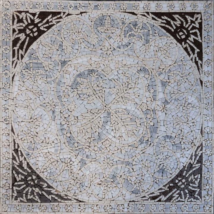 Mosaic Artwork - Neutral Dreams