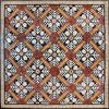 Geometric Floral Mosaic - Septima