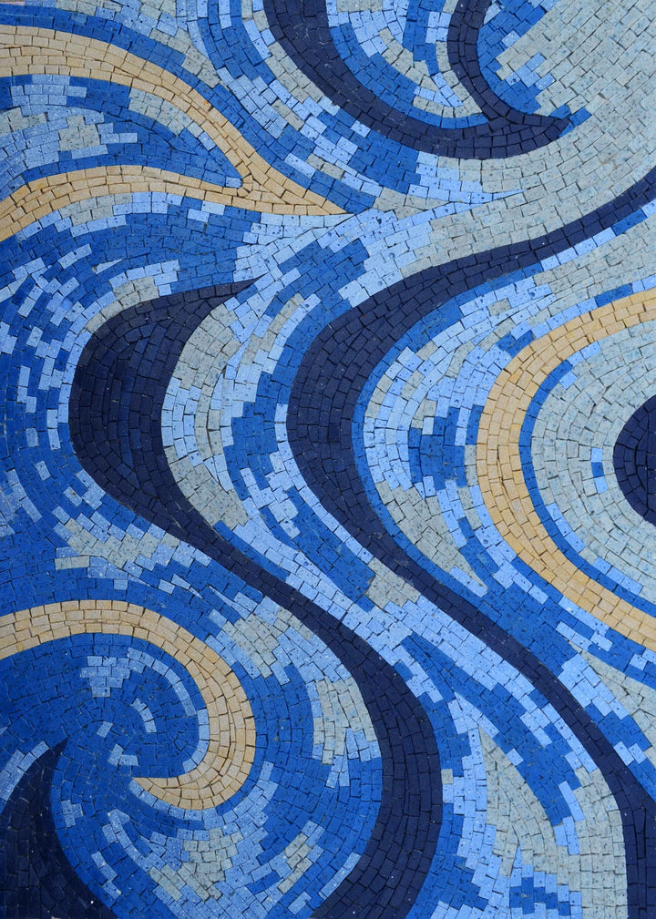 Abstract Mosaics - Sistine Patterna