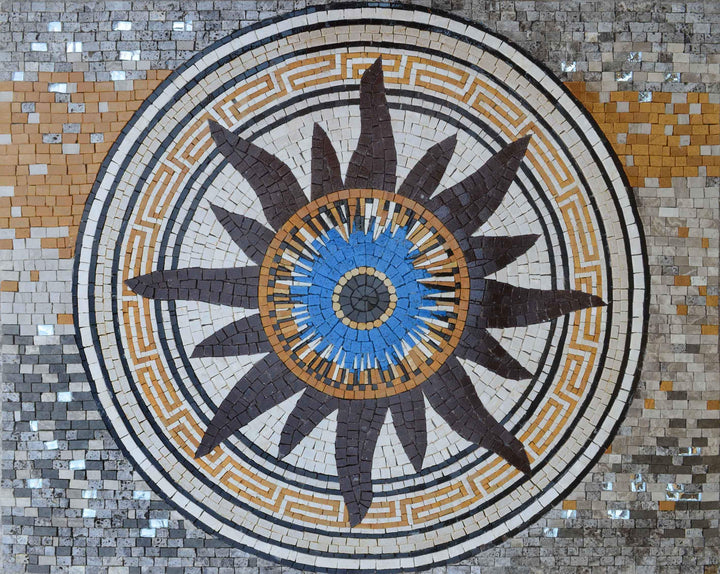 Eye of Azura - Mosaic Rug