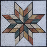 Star III Collection Mosaic Art