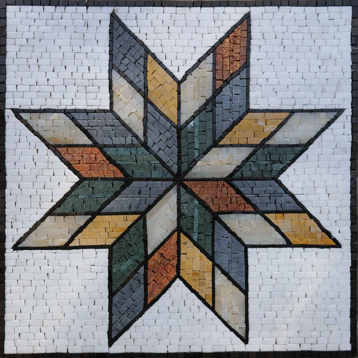 Star I Collection Mosaic Art