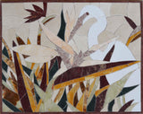 Mosaic Designs - Cattle Egret