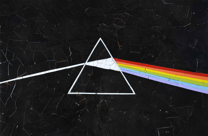 The Dark Side of the Moon Mosaic