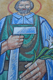 Saint Joseph The Worker Mosaic