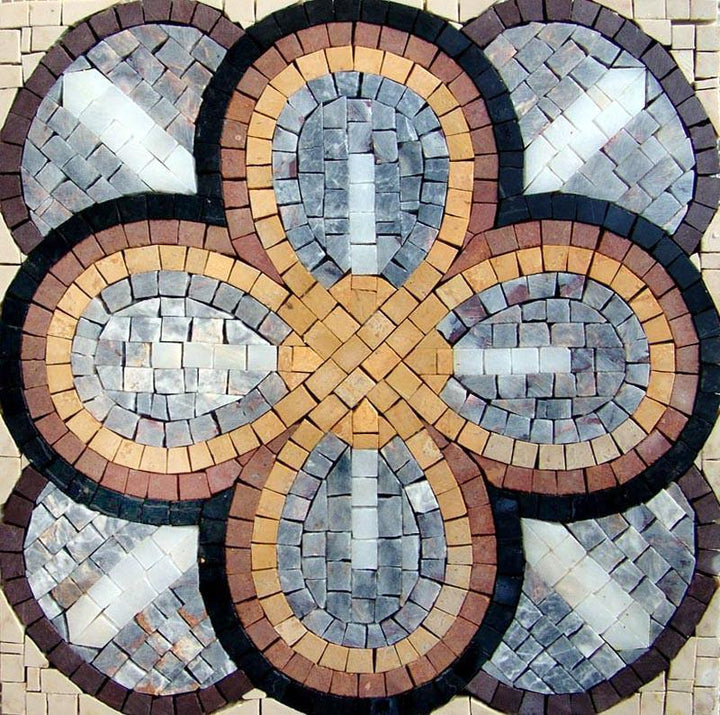 Natural Stone Mosaic - Dreamcatcher II