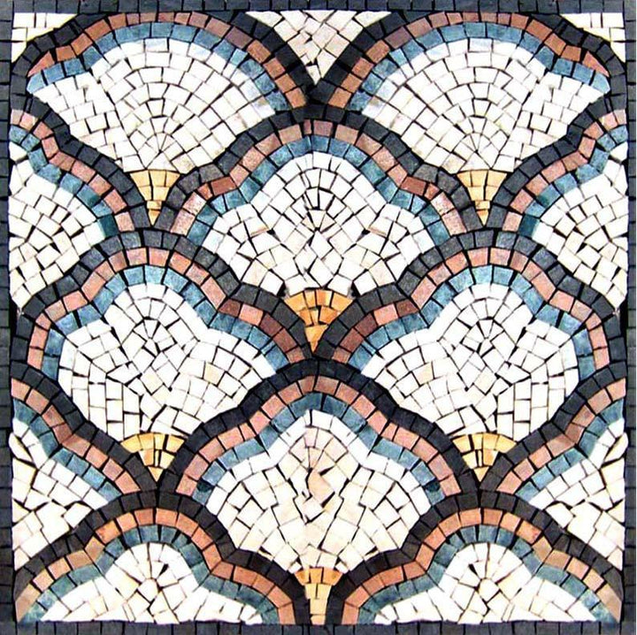 Mosaic Designs - Shells
