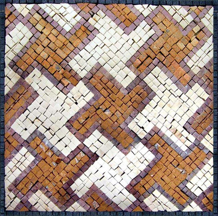 Mosaic Decorative Tile Panel - Galia