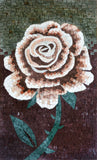 Mosaic Wall Art - Rose of Love