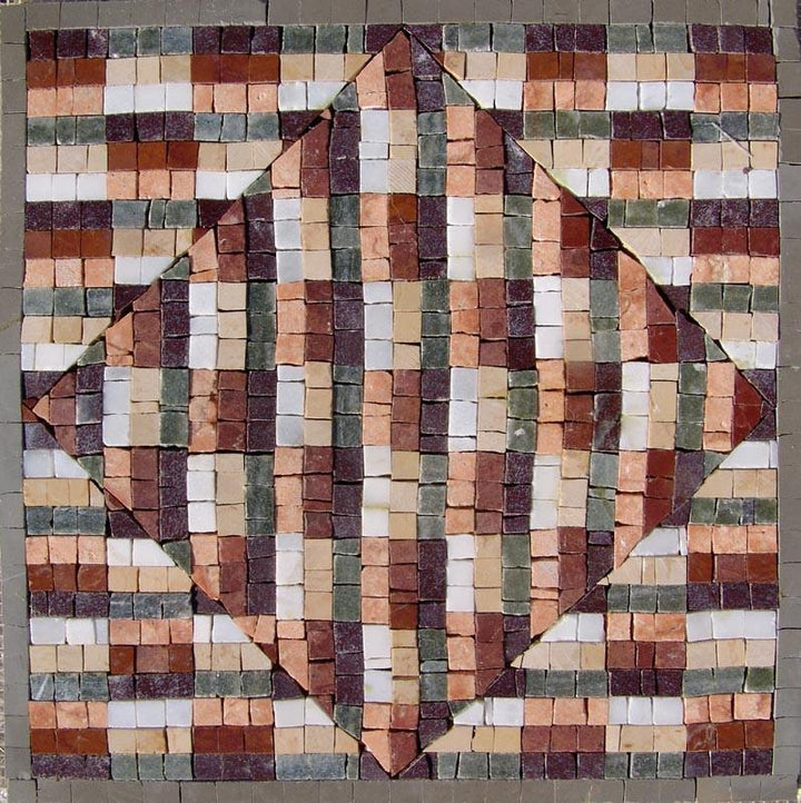 Decorative Mosaic Tile - Cybele