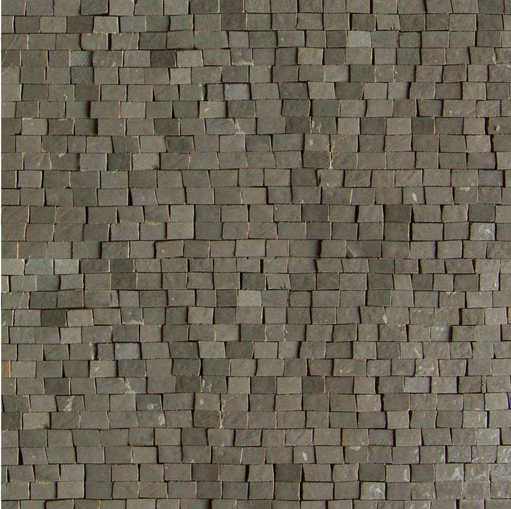 Quartz Mosaic Sheet-Tala Marron Light
