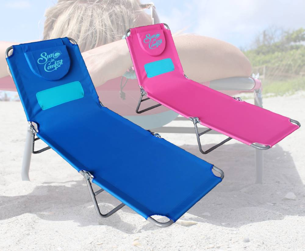 Hootie Hammock Ladies Beach Lounger Chair