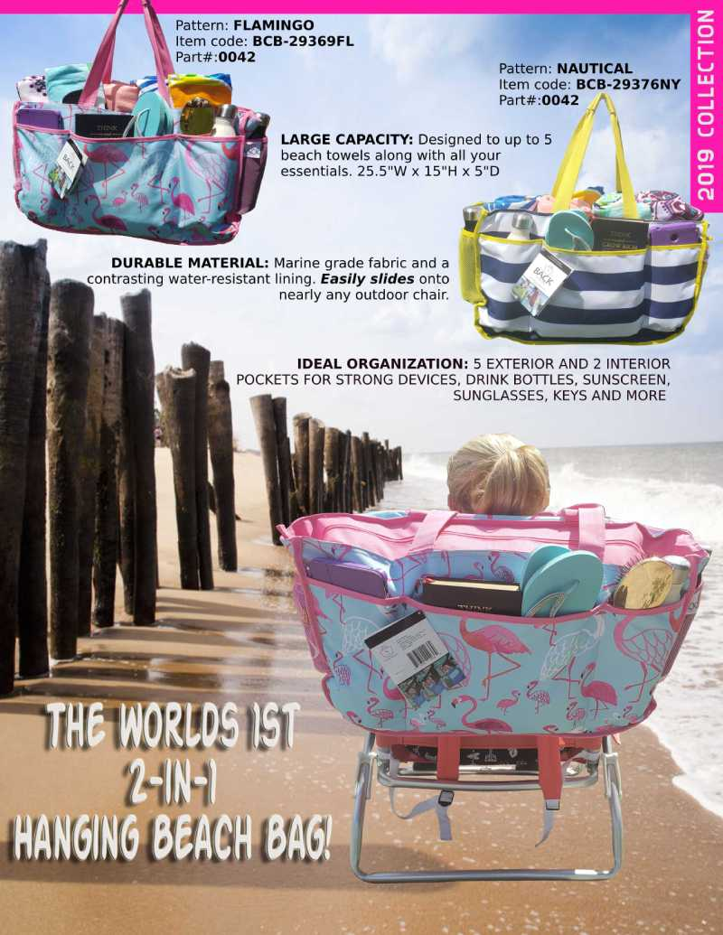 Page 2 of Back Chair Bag catalog
