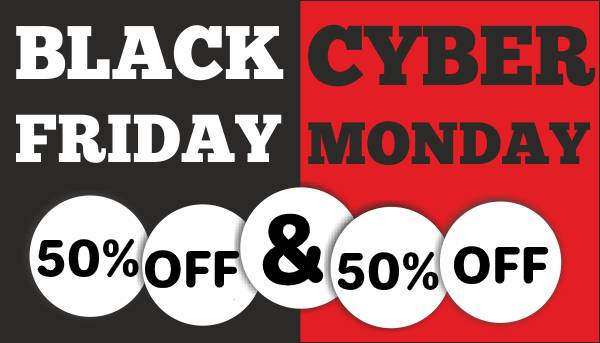 Black Friday Cyber Monday Back Chair Back 50 off