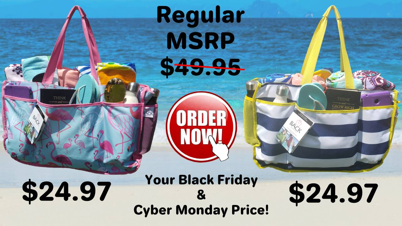 Super Black FridayAnd Cyber Monday Deal Back Chair Bag