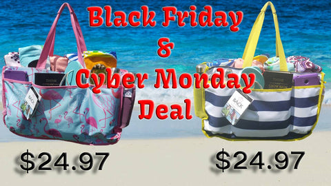 super deal by back chair bag the hybrid tote beach bag