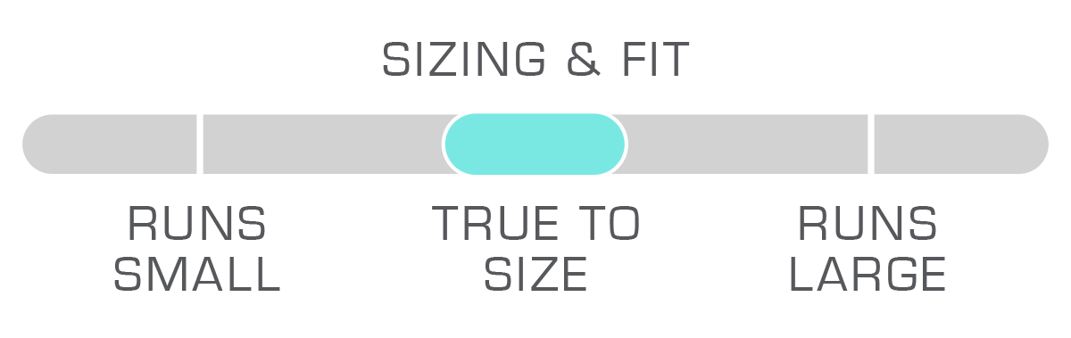 Soho by Skuze Shoes - Grey & White Sizing Chart